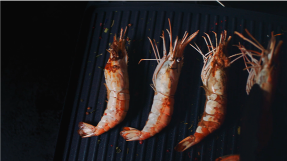 PLANETA KINO RE'LUX CAMPAIGN. SHRIMP